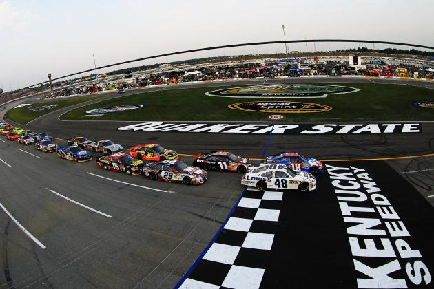 Fantasy NASCAR Picks for Quaker State 400 at Kentucky
