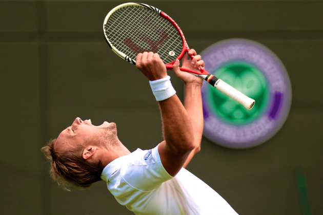 Wimbledon Results 2013: Day 1 Scores, Highlights and Recap