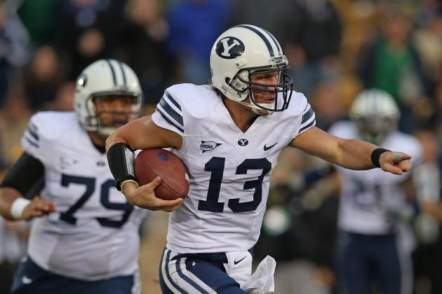 Here's What to Expect from BYU's Football Media Day Wednesday