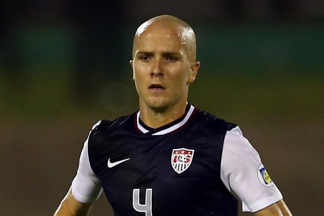 It's Michael Bradley and Then Everyone Else at Linking Midfield
