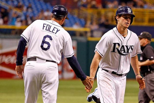Rays Video: Wil Myers Crushes Home Run in 1st Career at-Bat at Tropicana Field
