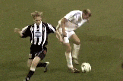From Zidane to Cruyff, Ronaldo, Bale and Iniesta: Great Turns in GIFs