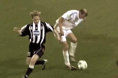 From Zidane to Cruyff, Ronaldo, Bale and Iniesta: Great Turns in GIFs