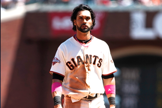 Giants' Angel Pagan to Miss 10-12 Weeks Due to Hamstring Surgery
