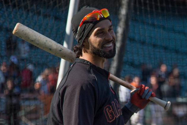 Angel Pagan Injury Hurts, But Not a Huge Blow to Giants' NL West Hopes