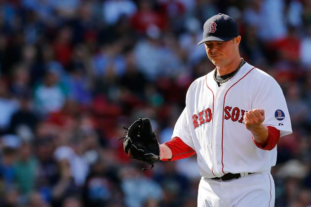 Boston Red Sox: Breaking Down Jon Lester's Struggles