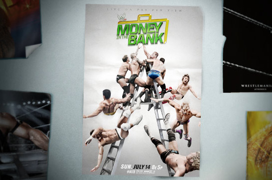 WWE MITB Spoiler: Local Commercial Reveals 5 MITB Ladder Match Particpants