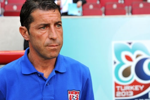 Tab Ramos Not Satisfied with Draw, Says US 'SHould Have Gotten All 3 Points'