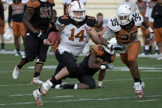 Texas Football: Players We Are Most Excited to Watch in 2013