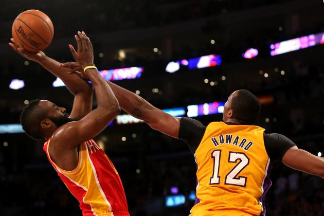 How Harden, Rockets Should Sell Dwight Howard on Houston