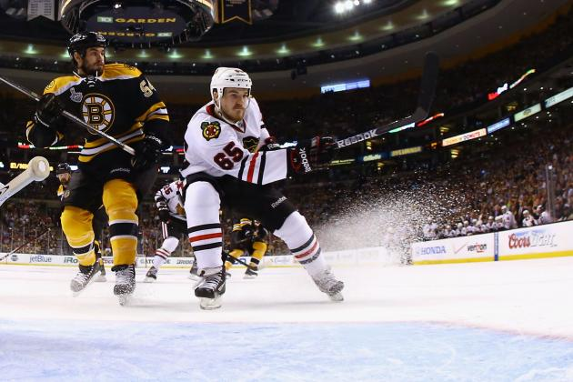 Chicago Blackhawks Win Stanley Cup: How They Shut Down Boston Bruins' Offense