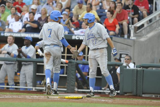 UCLA vs. Mississippi State: Game 1 Score, Reaction and Grades for CWS Final