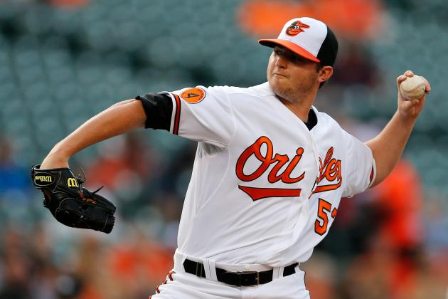 Orioles 2, Indians 5: Zach Britton Falls Apart in Sixth Inning