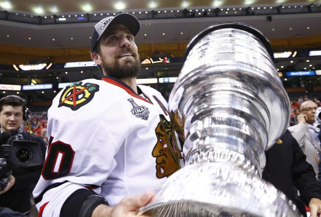 Blackhawks parade to run from United Center to Grant Park Friday