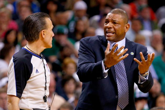 Doc Rivers Hiring Gives Clippers Vegas Title Odds Huge Bump
