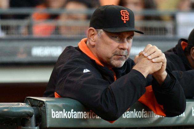 2013 Trade Deadline: Starting Pitching on Giants' Shopping List