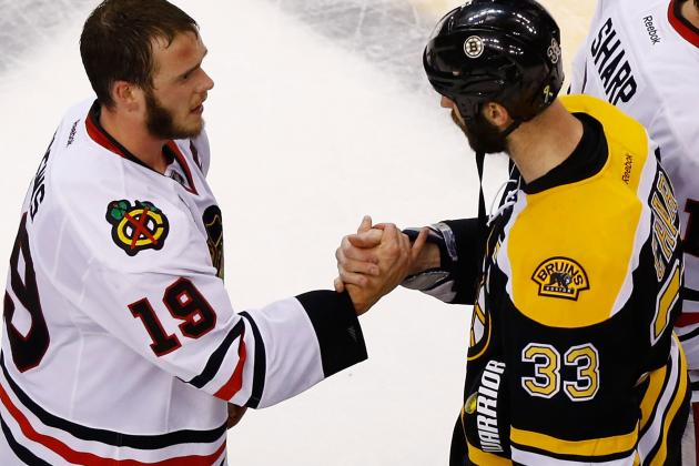 Boston Bruins 'D' Turns from Strength to Weakness as Stanley Cup Slips Away