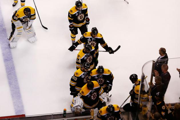 Bruins Get Taste of Their Own Medicine