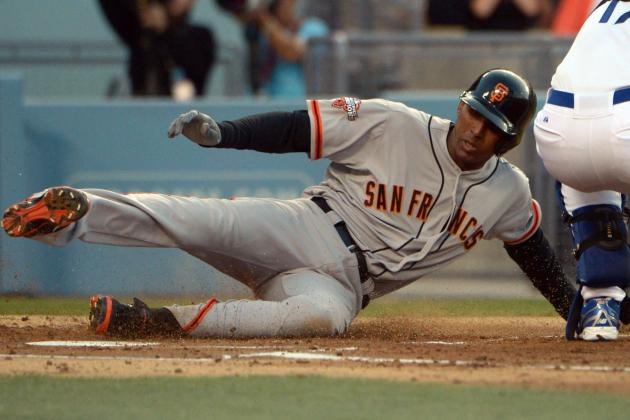 Another Game, Another SF Giants Player Hurt, Another Defeat
