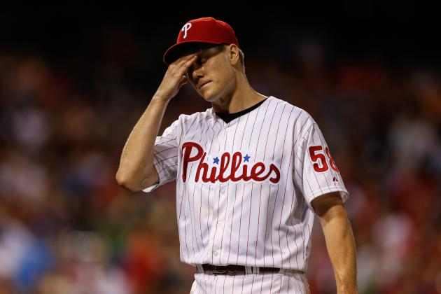 Phillies Fall to Padres 4-3  in Extra Innings