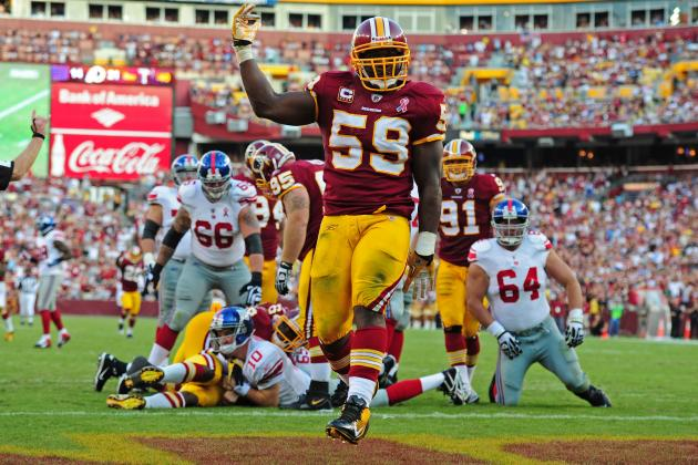 Is Washington Redskins Linebacker London Fletcher an NFL Hall of Fame Player?