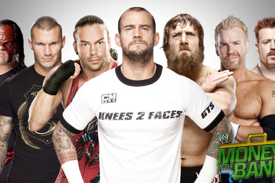 WWE Money in the Bank 2013: One or Two Ladder Matches?