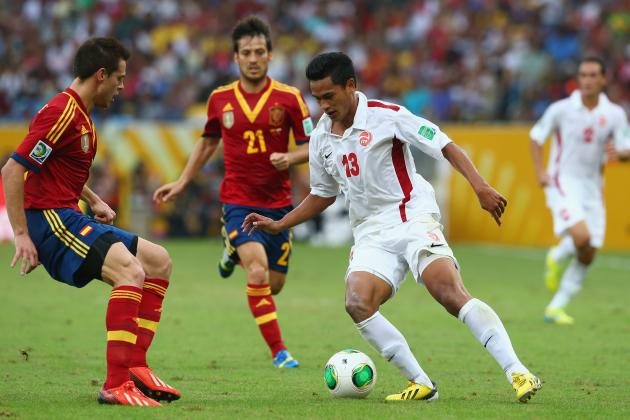 2013 Confederations Cup: Please Give Tahiti's Steevy Chong Hue a Pro Contract