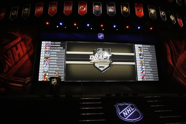 NHL Draft 2013: Date, Start Time, TV Schedule and More