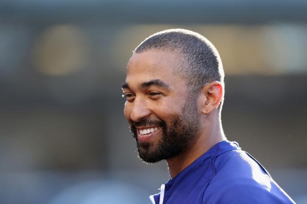 Matt Kemp Returns to Dodgers Lineup for First Time Since Hamstring Injury