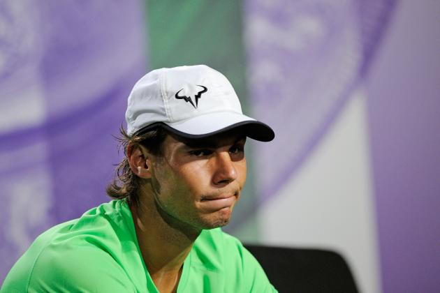 Sizing Up Rafael Nadal's First-Round Wimbledon Loss