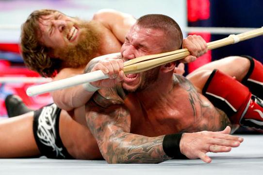 Twitter Reaction to Daniel Bryan and Randy Orton's Match of the Night on WWE Raw