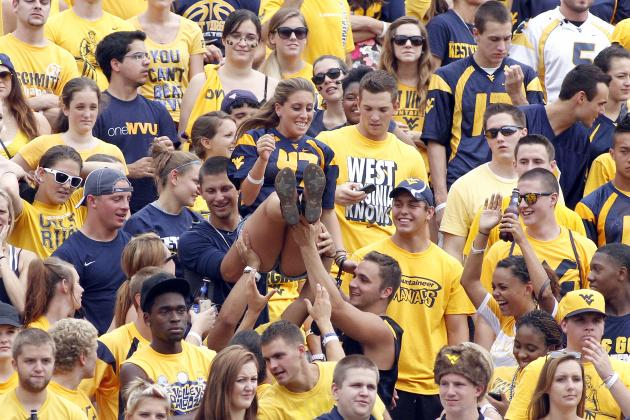 WVU Season Ticket Sales Drop 4,000 in Number