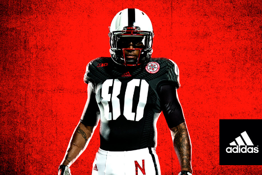 Huskers Get New Unis for UCLA Game