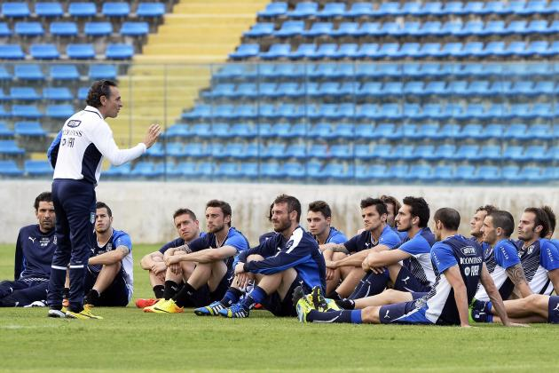 Confederations Cup: Why Italy Must Play 3-5-2 Against Spain