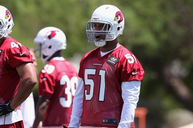Kevin Minter Thumps His Way into the NFL