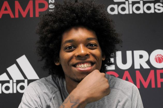 Lucas Nogueira Traded to Atlanta Hawks: Scouting Report and Analysis