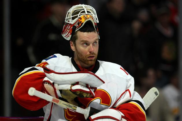 Kiprusoff Tells Finnish National Team He's Retiring