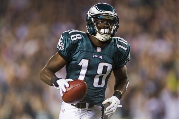 Contract Year for Eagles WR Jeremy Maclin Could Benefit Both Player and Team