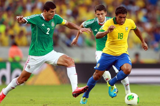 Does Signing Paulinho Allow Andre Villas-Boas to Play 4-3-3 at Spurs?