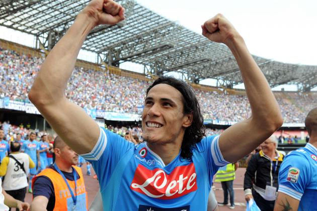Who Benefits More If Man Utd. Sign Edinson Cavani, Wayne Rooney Joins Barcelona?