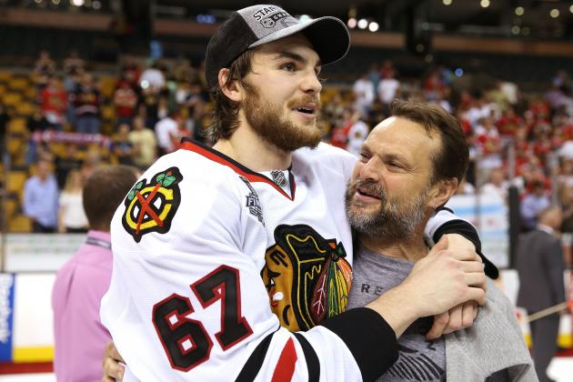 Chicago Blackhawks: Dissecting The Stanley Cup-Winning Goal