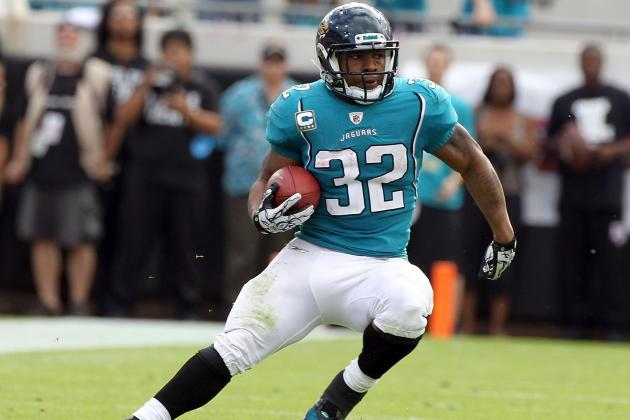 Maurice Jones-Drew Avoids Battery Charge