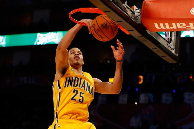 NBA Trade Rumors: Indiana Pacers Looking to Move Gerald Green, Pick