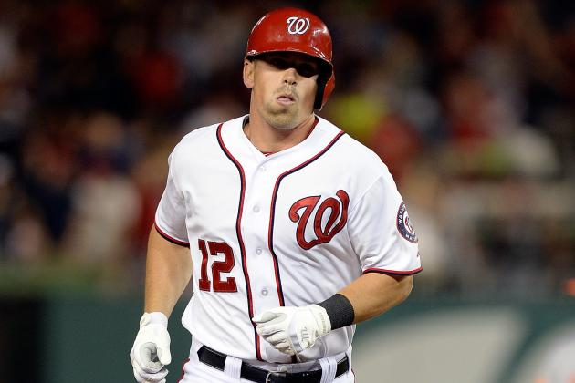 Nats Recall Moore, Officially Place Haren on DL
