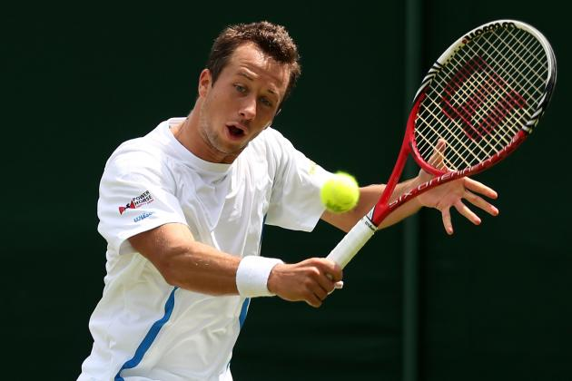 Philipp Kohlschreiber Quits Match Midway Through Fifth Set Blaming 'tiredness'