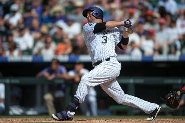 Streaking Cuddyer Keeping It Simple at Plate