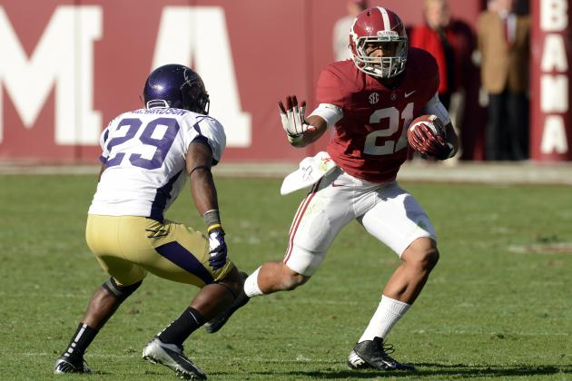 Ex-Alabama H-Back Brent Calloway Headed to JUCO