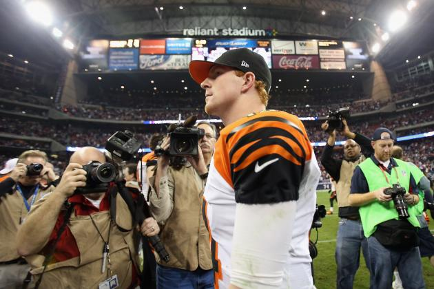 Bengals Need to Get Used to the Spotlight