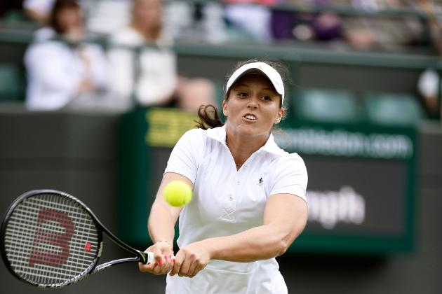 Maria Kirilenko Upset by No. 38 Ranked Laura Robson