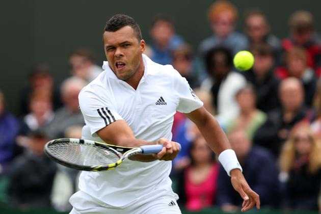 Wimbledon 2013 TV Schedule: 2nd-Round Tilts to Watch at All England Tennis Club